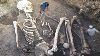 BIGGEST Real Life Skeletons Unearthed!