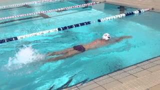 Смотреть онлайн Эффективные упражнения для начинающих плавцов