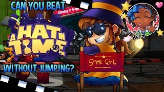 VG Myths - Can You Beat A Hat In Time Without Jumping?