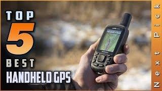 Top 5 Best Handheld Gps Review in 2020