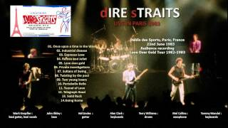 "Dire Straits ""Portobello Belle"" (16 minutes!) 1983-06-22 Paris [AUDIO ONLY]"