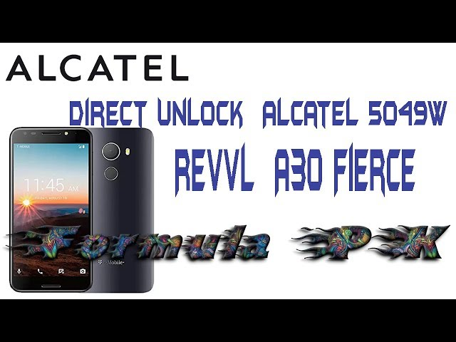 How To Direct Unlock Alcatel 5049W | 5049Z | urdu hindi - Vinepk