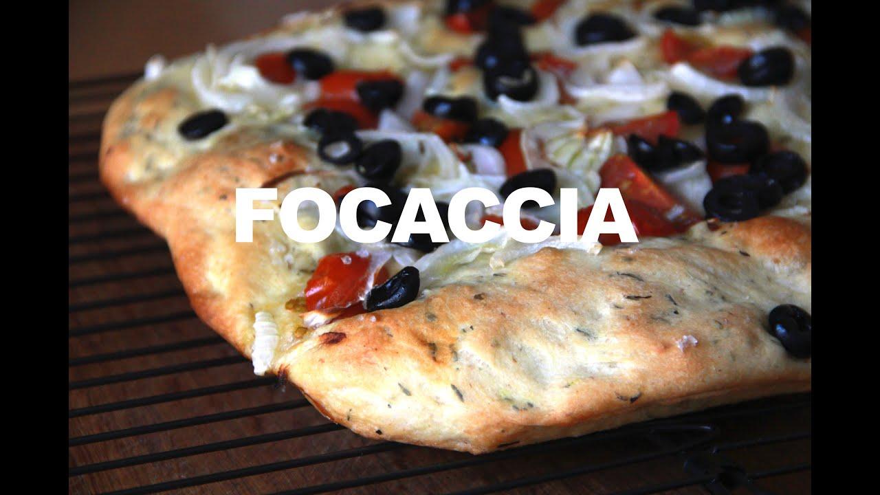 FOCACCIA FACIL
