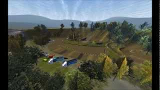 preview picture of video 'Avesnes sur helpe 2012 sur Mx Simulator.mp4'