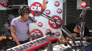 Anna Aaron - Gotye Cover - Session Acoustique OÜI FM