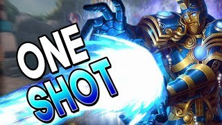 Smite: ONE SHOT JANUS BUILD - THE BUILD THAT STARTED IT ALL!