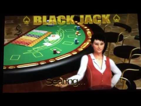 Blackjack 21 Wii U eShop by Skunk Software Let's Play thumbnail