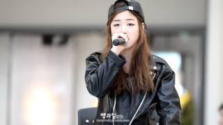 [14.03.08] Liar - 키썸 (Kisum) 영등포 타임스퀘어 직캠 by 쌩과일