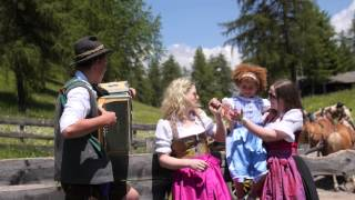 preview picture of video 'Urlaubsparadies Jenesien - Südtirol'