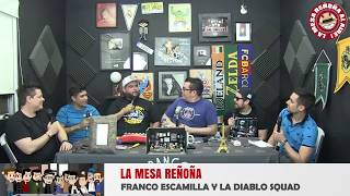 La Mesa Reñoña 93. | Kholo.pk