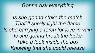 Garth Brooks - Unsigned Letter Lyrics