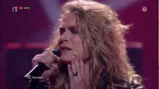 Max Jason Mai - Don't Close Your Eyes (2nd Semifinal; ESC 2012)