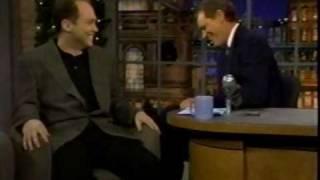 Mike Judge on Letterman