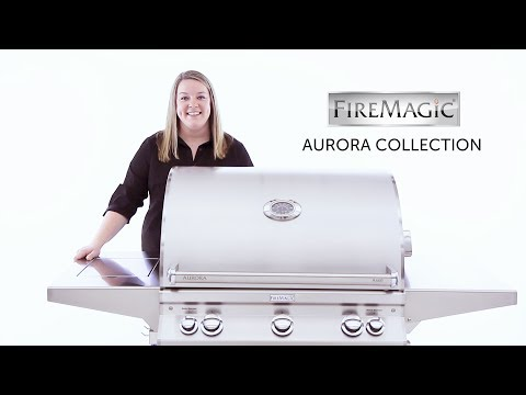 Fire Magic Aurora Gas Grill Review
