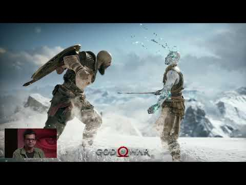 Photo Mode First Look PS4 de God of War