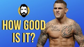 Evaluating Dustin Poirier's Takedown Defense | UFC 242 | Luke Thomas