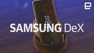 Samsung DeX Desktop Experience | Hands-On