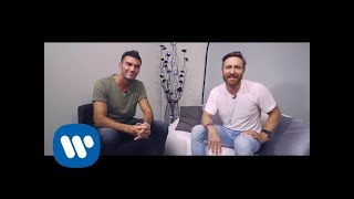 #WarnerSquad – David Guetta interviewed by Gabry Ponte