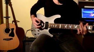 Sarı Çizmeli Mehmet Ağa (Elektro Gitar Cover)