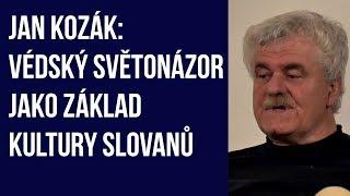 Védský svetonázor ako základ kultúry slovanov