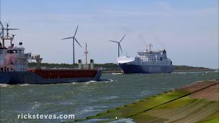 Thumbnail of the video 'The Netherlands: Dikes and a Rising Sea'