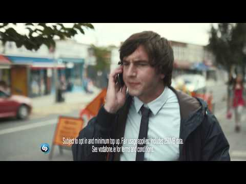 Vodafone, and Vodafone Ireland Commercial (2013) (Television Commercial)