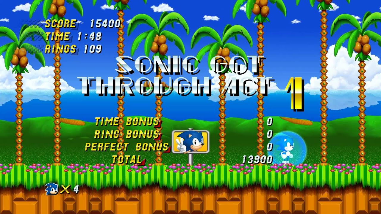 That Gorgeous Sonic 2 Remake Has Been Cancelled