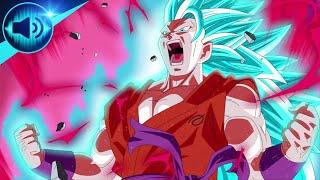 [Dragon Ball Super] Son Goku - Kaio-Ken X10 [Free Ringtone Download]