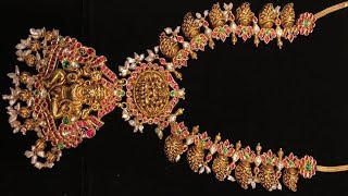 Indian Ethnic Necklace Designs 2019 | Indian Jewellery Design 2019