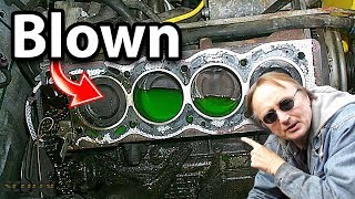 How to Tell if Your Head Gasket is Blown