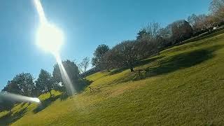 "FPV дрон - первый полет в жизни / iFlight Chimera 4"" 3000kv"