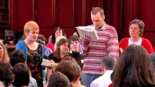117 Babylon Is Fallen - Second Ireland Sacred Harp Convention, 2012