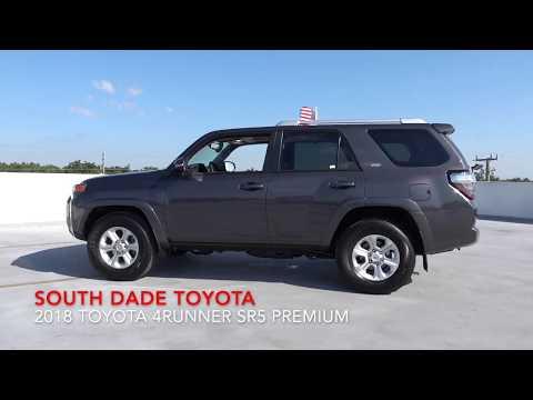 Certified Pre-Owned 2018 Toyota 4Runner SR5 Premium