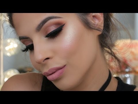 Instagram Baddie Makeup Tutorial | Laura Lee