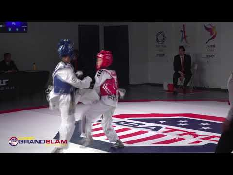 2019 Cadet Grand Slam | Men's -33kg | USATKD National Center of Excellence
