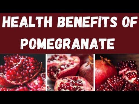 Health Benefits of Pomegranate || 12 benefits of pomegranate (Anar) ||  Fitness || Tips.