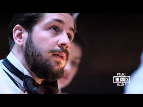 The Knick Season 2 (Featurette 'About the Knick')