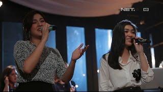 Gambar cover Raisa X Isyana - Anganku Anganmu (Live at Music Everywhere)