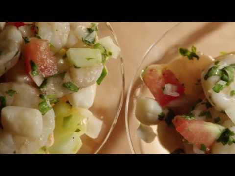 Seafood Recipe – How to Make Ceviche
