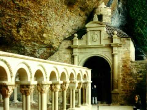 Kloster Monasterio de San Juan de la Peña | Denkmal mit Grals-Geschichte