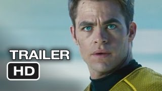 Star Trek Into Darkness trailer officiel (VO)