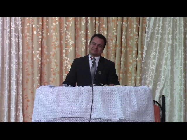 Seminario de Evangelismo – Culto Matutino – Pastor Argemiro Astudillo