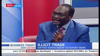 One on One with Trade PS Dr. Chris Kiptoo