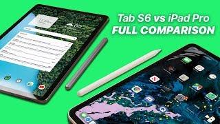 iPad Pro vs Galaxy Tab S6   THE FULL COMPARISON