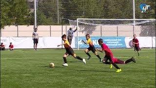18 команд юных футболистов сразятся за путевку в финал всроссийских соревнований «Кожаный мяч»