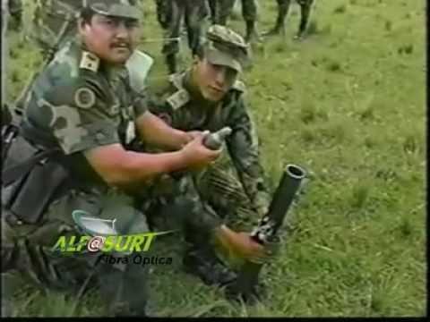 Military Fail: Fallo técnico en el lanzamiento de una granada de mortero