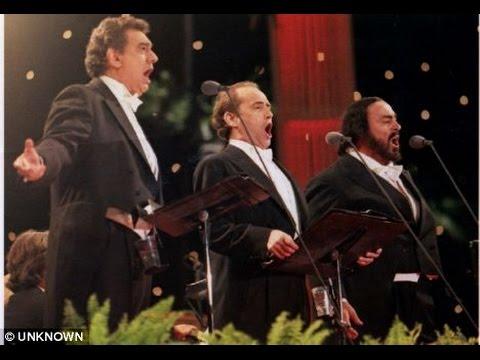 Ständchen - Schubert.  Performed by 3 tenors