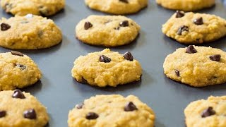 chocolate chip cookies with coconut flour recipe