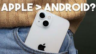 DAS macht Apple besser als Xiaomi & Co.! - iPhone 13 Test