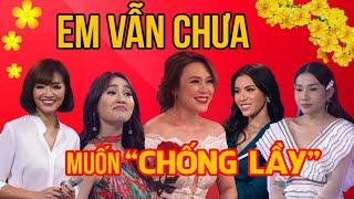 Hội gái Ế BỀN VỮNG nhất showbiz Việt: TÀI NĂNG, XINH ĐẸP nhưng vẫn Ế vì... QUÁ CỦ CHUỐI !!| SML